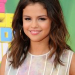 2012 Selena Gomez Medium Hairstyles