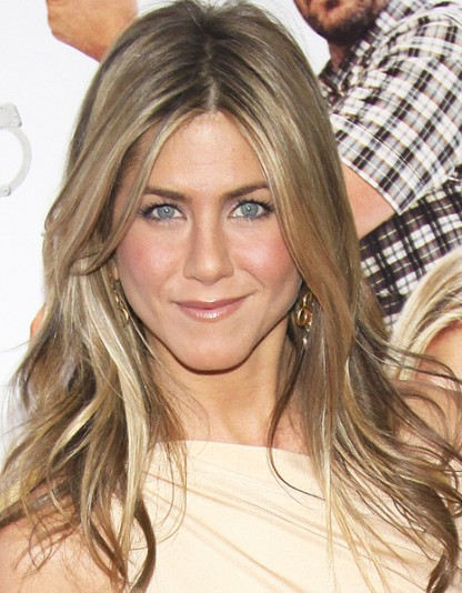 Jennifer Aniston Long Layered Hairstyles Popular Haircuts