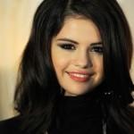 Selena Gomez Blcak Hairstyles 2012