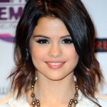 Selena Gomez Medium Hairstyles 2012
