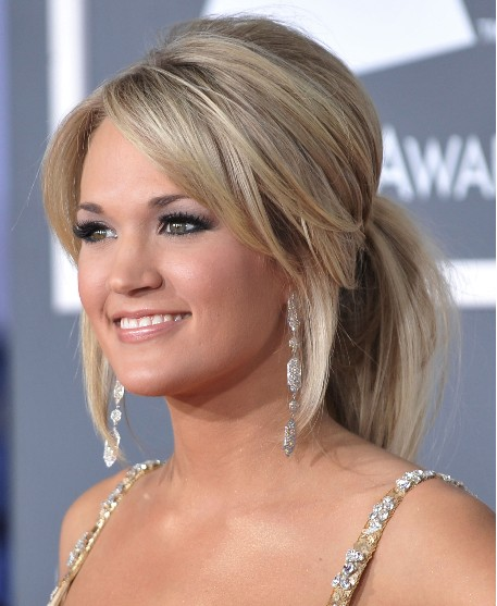 short blonde straight bob hairstyles for prom 2011 2012