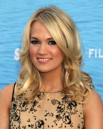 Carrie Underwood Hairstyles 2012 Popular Haircuts