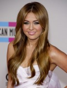Miley Cyrus Long Hairstyles 2012