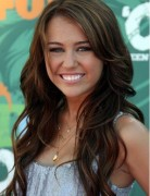 Miley Cyrus Long Layered Hairstyles 2012