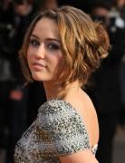 Miley Cyrus Messy Updos 2012