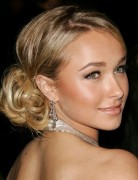 Celebrity Prom Updo Hairstyle 2012
