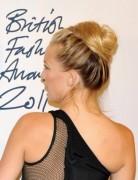 Kate Hudson Bun Hair Styles 2012