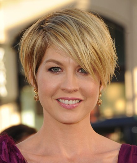 Jenna Elfman Cute Short Hair Styles