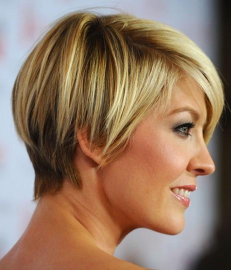 Jenna Elfman Short Haircuts
