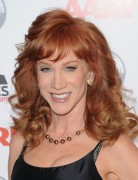 Kathy Griffin Long Curly Hairstyles 2013