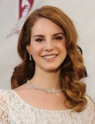 Lana Del Rey Long Curly Hairstyles 2013
