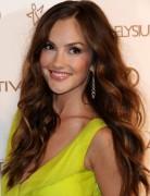Minka Kelly Long Hairstyles 2013