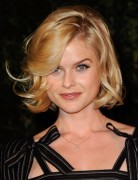 Alice Eve Short Wavy Hairstyles