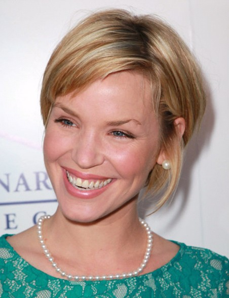 Ashley Scott Short Hairstyles Popular Haircuts