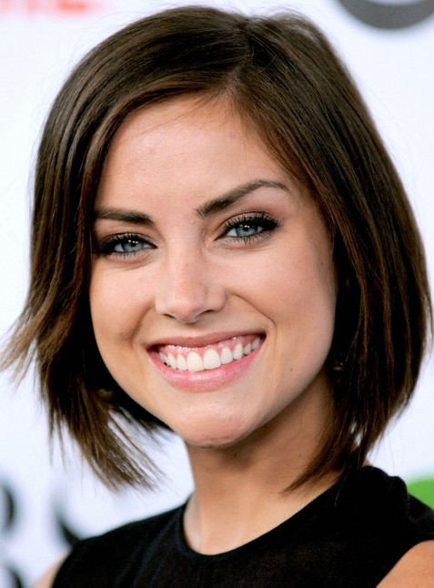 Jessica Stroup Short Hairstyles | PoPular Haircuts
