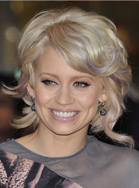 Kimberley Wyatt Hair