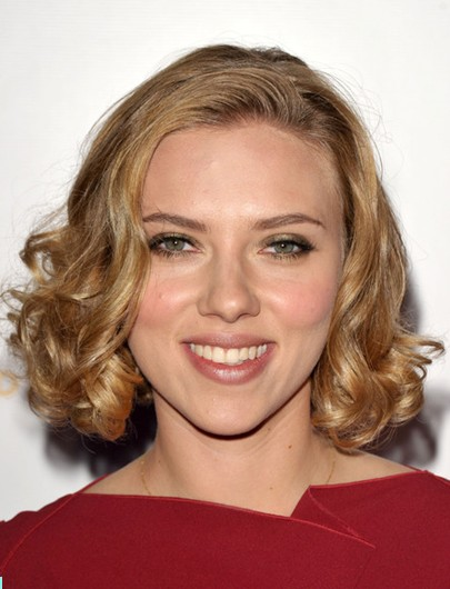 Scarlett Johansson Hair Popular Haircuts
