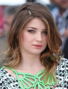 Eve Hewson Hairstyle
