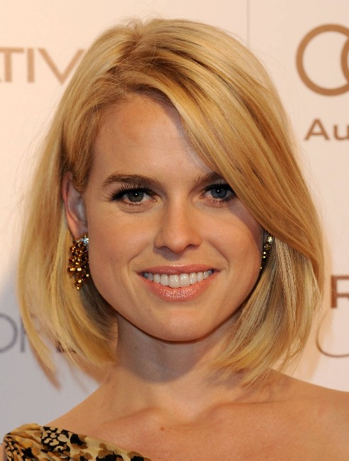 Alice Eve Bob Hairstyles Popular Haircuts