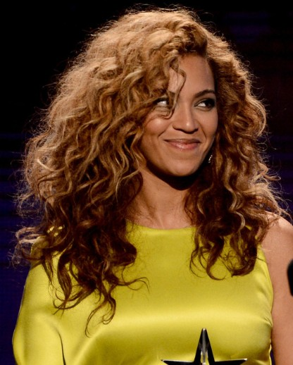 how to get beyonce curly hairstyles