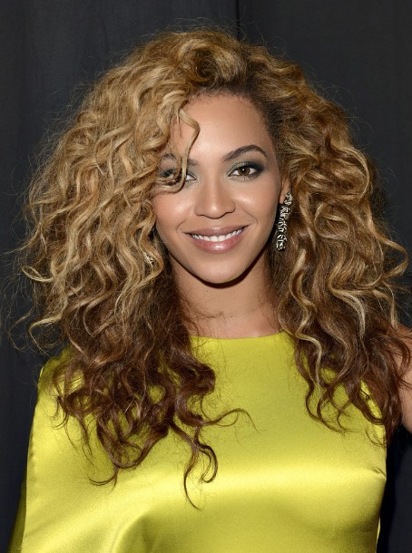 Beyonce Tight Curly Hair