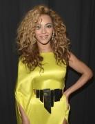 Beyonce Knowles lange Frisur 2013