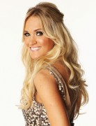 Carrie Underwood Long Curly Hairstyles 2013