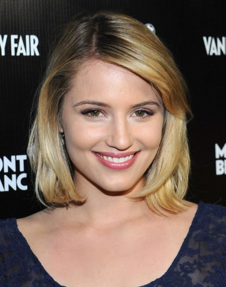 Dianna Agron Bob Hairstyle Popular Haircuts