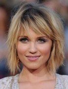 Dianna Agron Short Haircut