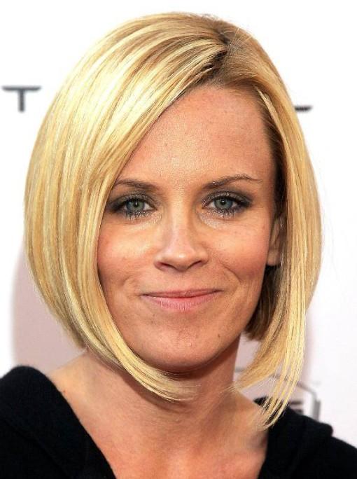 Jenny Mccarthy Bob Hairstyle Popular Haircuts