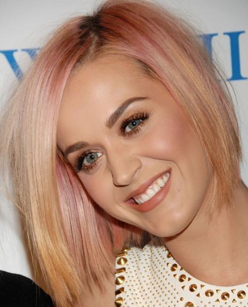 Katy Perry Bob Haircuts