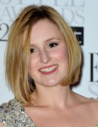Laura Carmichael Short Hairstyles 2013