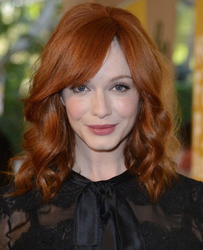 Christina Hendricks Hairstyles 2013 Popular Haircuts