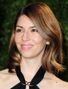 Sofia Coppola Hairstyle 2013