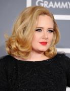 Adele Haircut