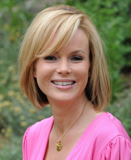 Amanda Holden Hairstyles PoPular Haircuts