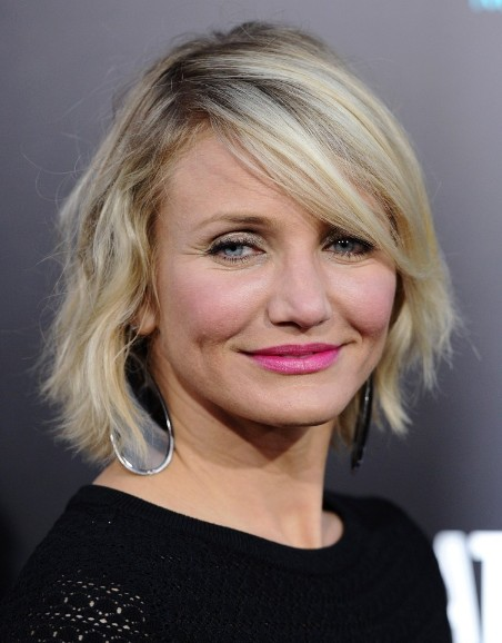 Cameron Diaz Hairstyles Popular Haircuts