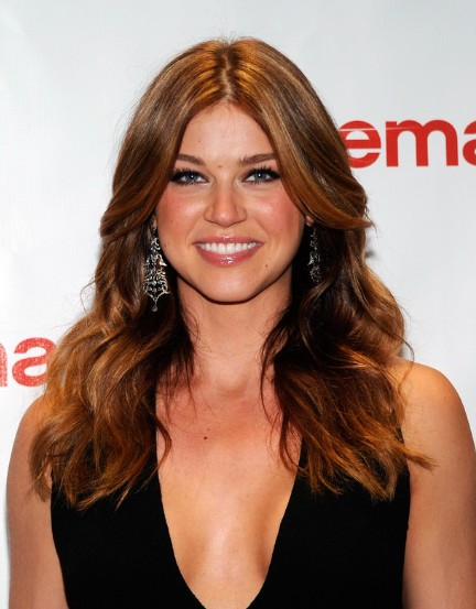 Adrianne Palicki Long Hairstyles