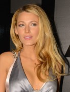 Blake Lively Blonde Long Wavy Hairstyles 2013