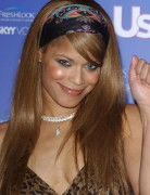 Blu Cantrell Long Straight Hairstyles for Sleek Hair