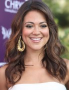 Camille Guaty Long Hairstyles 2013