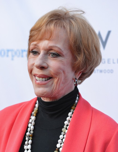 ... Carol Burnett Short Hairstyles for Women Over 70 - Wiki: Carol Burnett