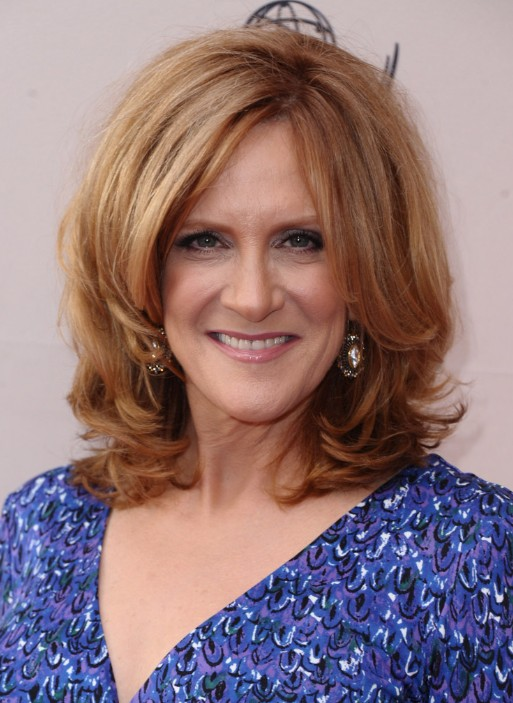 Picture of carol leifer medium layered hairstyles source getty