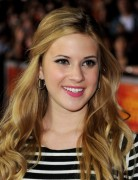 Caroline Sunshine Long Wavy Hairstyles