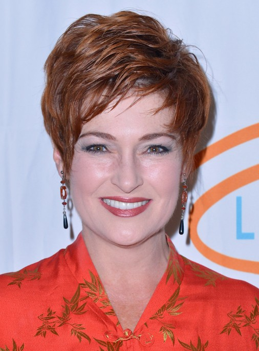 Carolyn Hennesy Pixie Haircuts