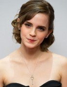 Emma Watson Formal Medium Hairstyles 2013
