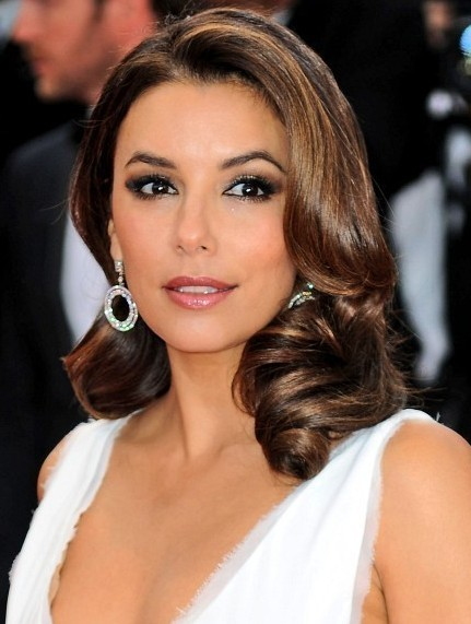 Eva longoria formal long wavy hairstyles popular haircuts eva longoria formal long wavy hairstyles urmus Choice Image