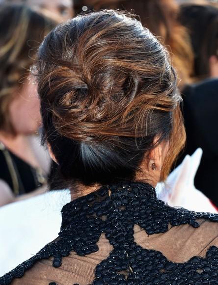 Eva Longoria Updo Hairstyles 2013 for Prom