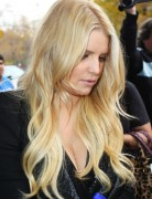 Jessica Simpson Easy Long Haircuts 2013
