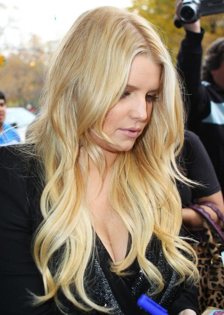 Jessica Simpson Easy Long Hair Styles Popular Haircuts